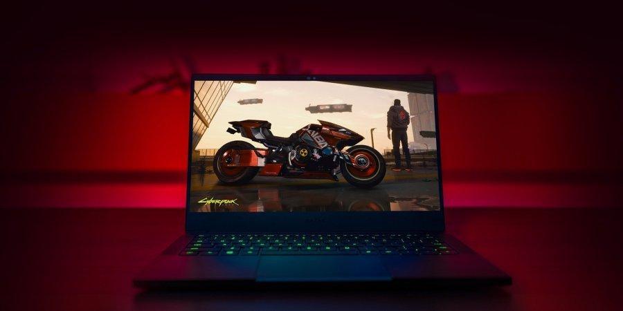 Razer показала тонкий игровой ноутбук / фото Razer