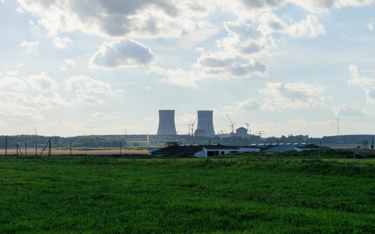 Литва готовится к аварии на АЭС в Беларуси / Flickr/Андрей Черняков