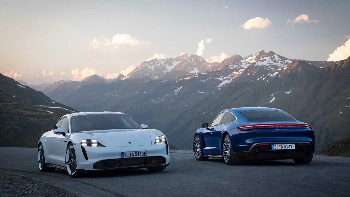 фото Porsche