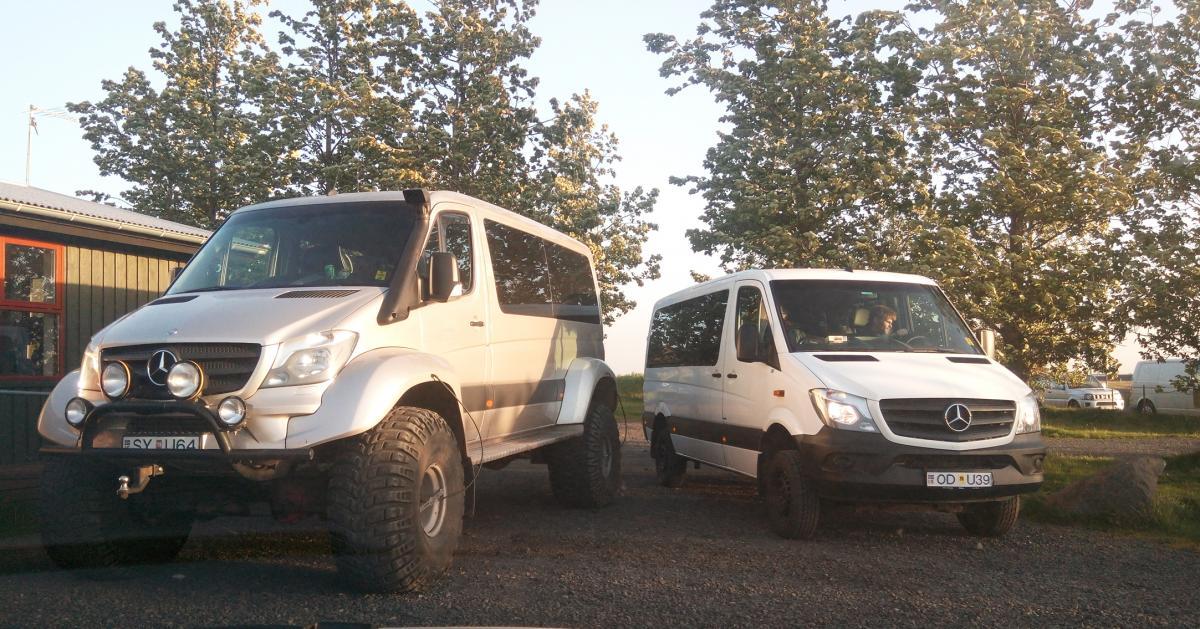 Для того, щоб мандрувати в глибину острова доведеться орендувати позашляхових або мікроавтобус з посиленою колісною базою / Андрій Вацик