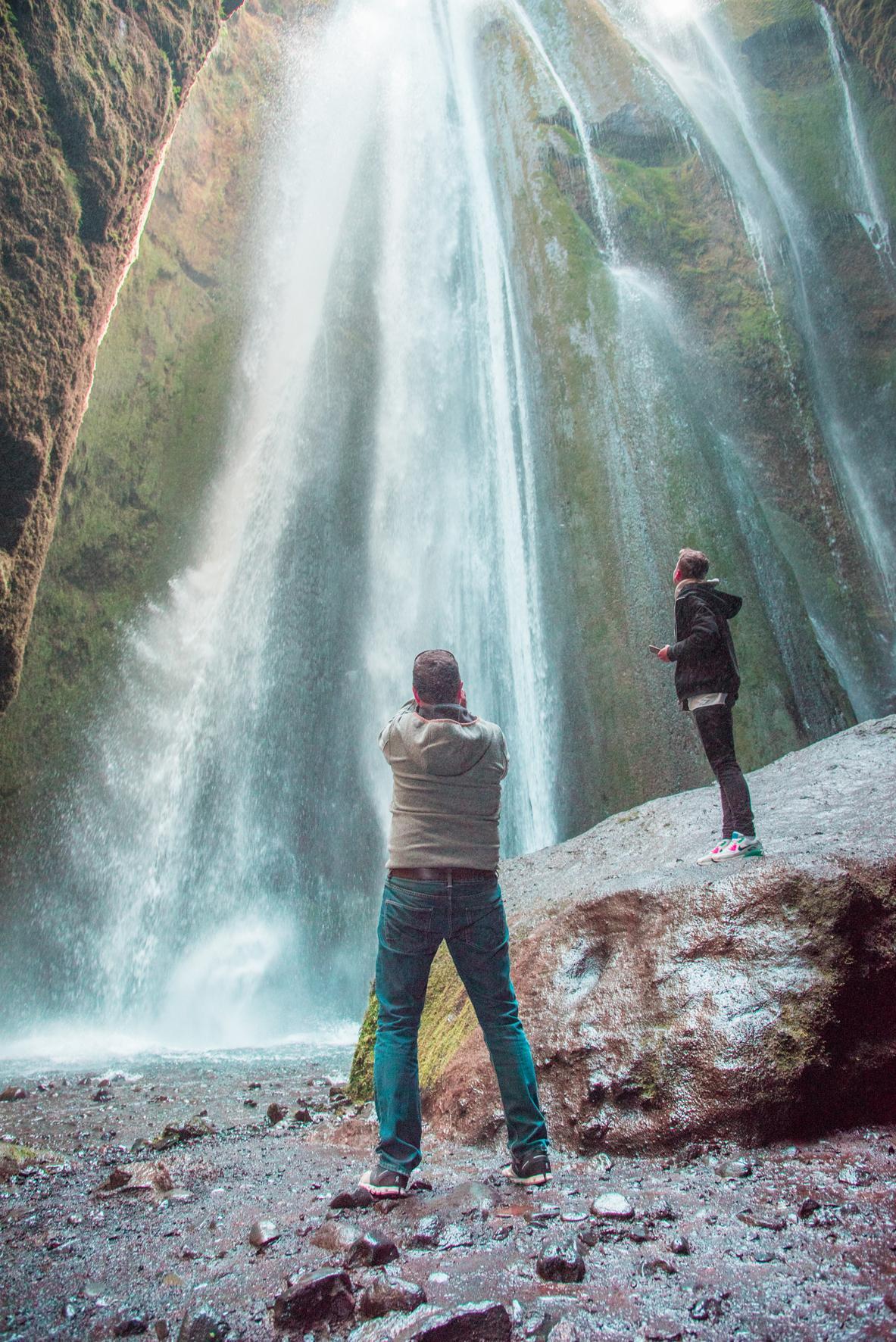 В Ісландії можна знайти водоспади на будь-який смак / фото Андрій Вацик