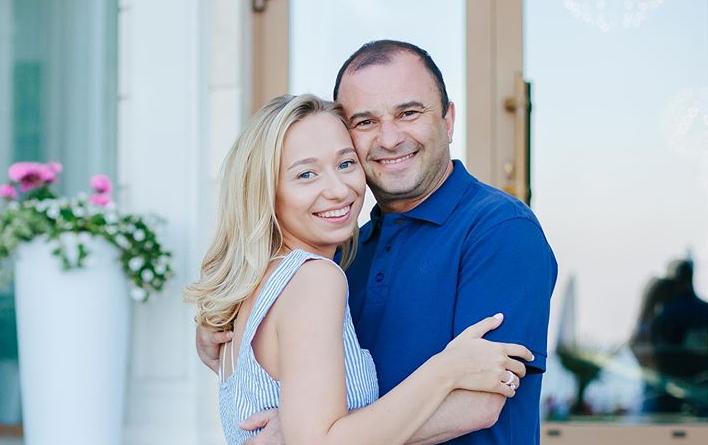 Пара недавно поженилась / фото instagram.com/repyahovakate
