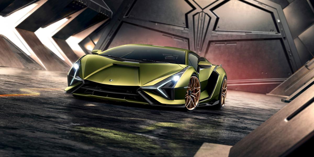 Lamborghini показала свой самый мощный в истории спорткар / фото Lamborghini