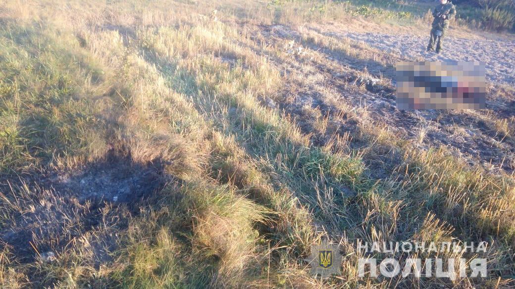 Мужчина получил травмы, которые оказались несовместимыми с жизнью / фото ГУ НП в Житомирской области
