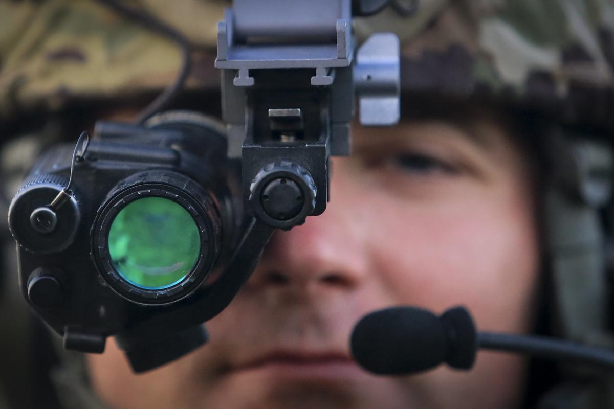 Новая технология позволяет видеть в темноте без прибора ночного видения / Flickr/New Jersey National Guard