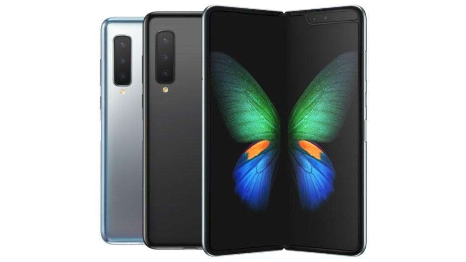 Samsung назвала дату початку продажів складного смартфона Galaxy Fold / фото Samsung