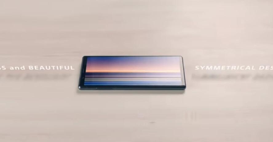 Sony представила еще один смартфон линейки Xperia / Скриншот, Youtube, Sony Xperia