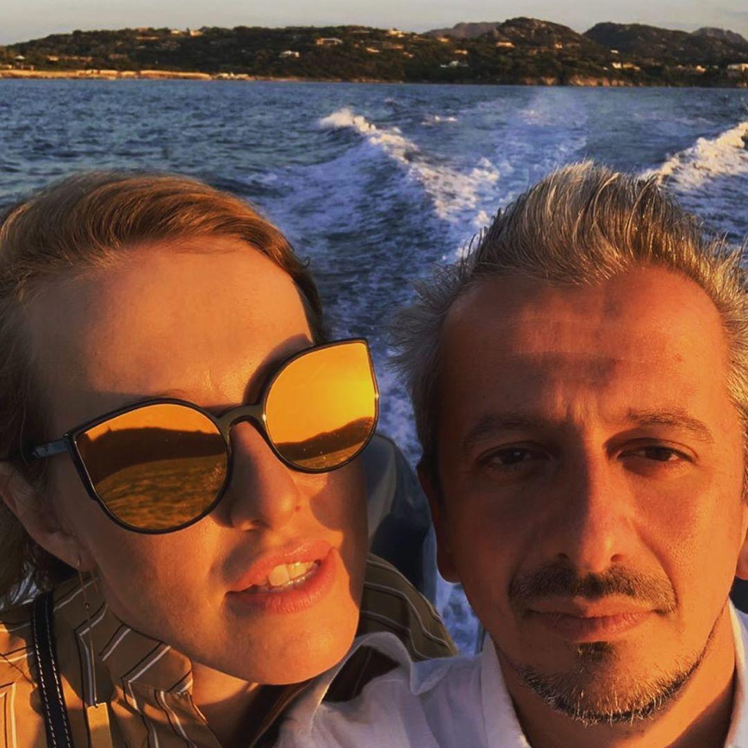 Собчак выходит замуж за Богомолова / фото instagram.com/konbog75/