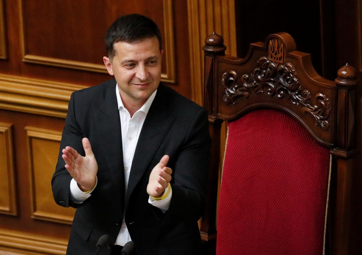 Зеленський позбавив нардепів Ар'єва та Герасимова дипломатичних рангів