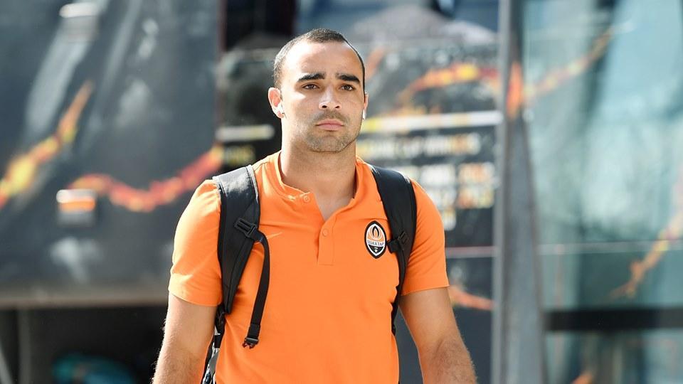 Исмаили не играл в первой половине сезона из-за травмы / фото ФК Шахтер