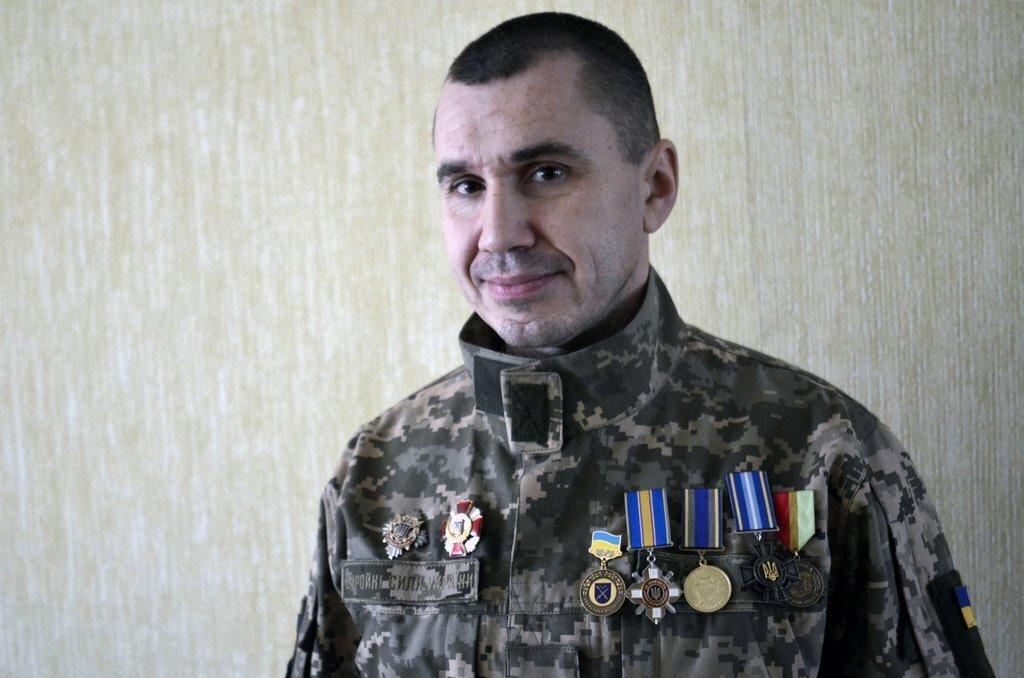 Тяжелое ранение в ходе операции получил Александр Колодяжный / фото obozrevatel.com