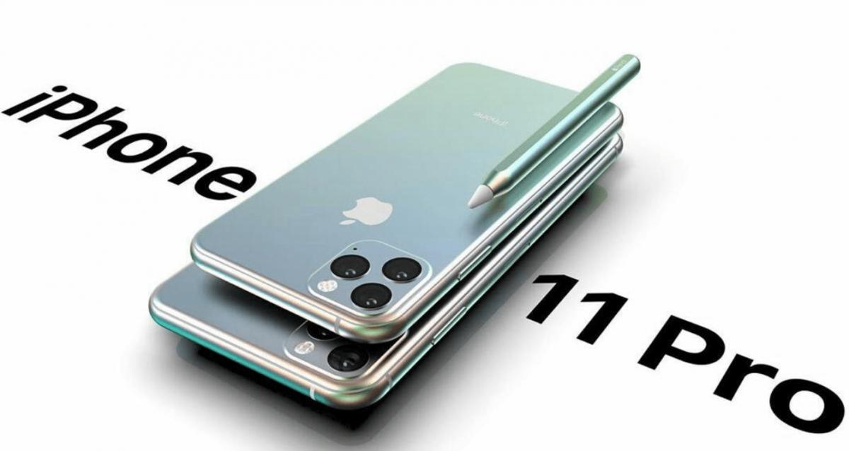 iPhone 11 Pro Max може обзавестися стилусом / фото Slashleaks