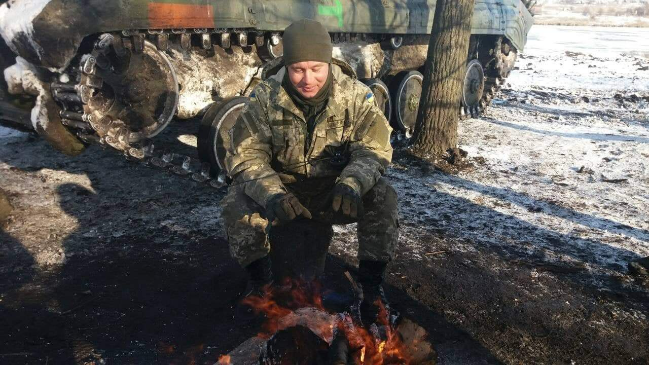 Межевикин говорит, что у россиян были шмайсеры/ УНИАН