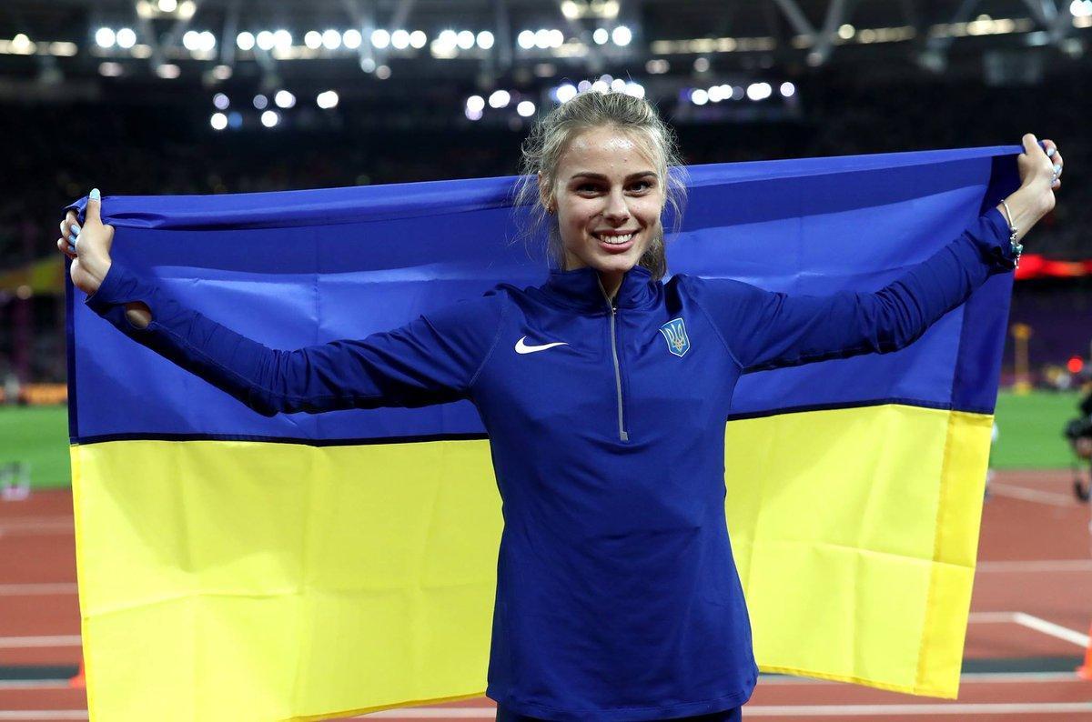 Юлия Левченко завоевала серебро / фото: НОК Украины