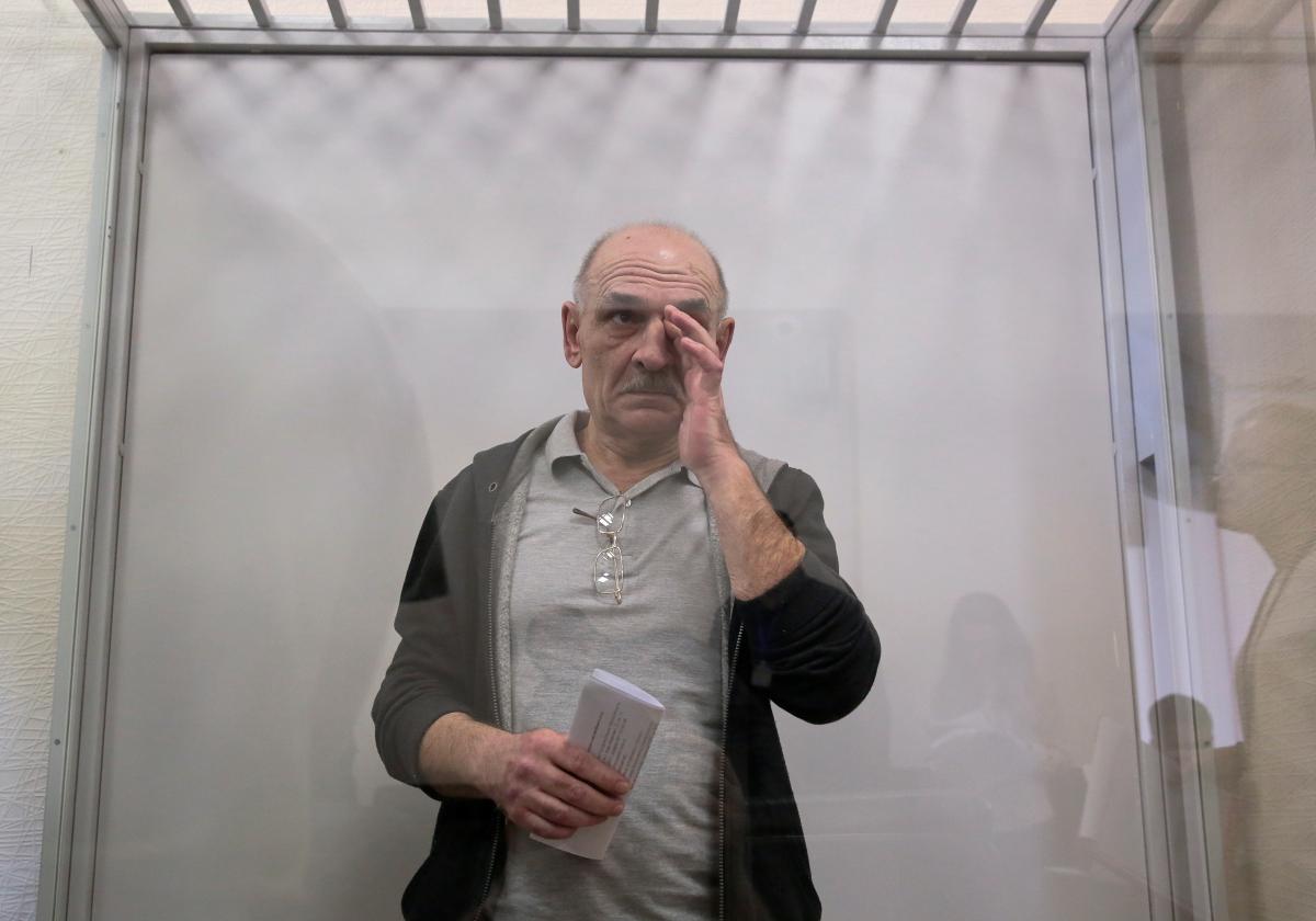 Володимир Цемах / фото REUTERS