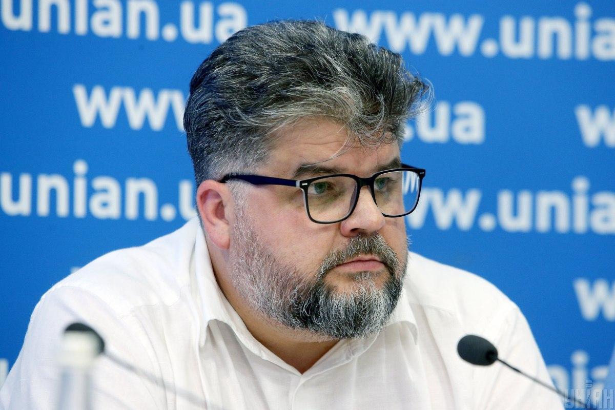 По мнению Яременко, если Украина –уважающая себя страна, то нужно придерживаться своей позиции / фото УНИАН