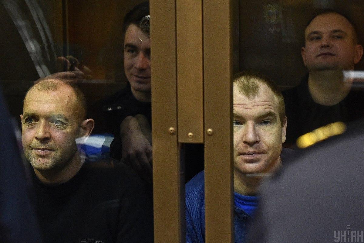 Андрей Эйдер сознается, что выезд в суд был радостью, это была возможность увидеть свой экипаж/ УНИАН