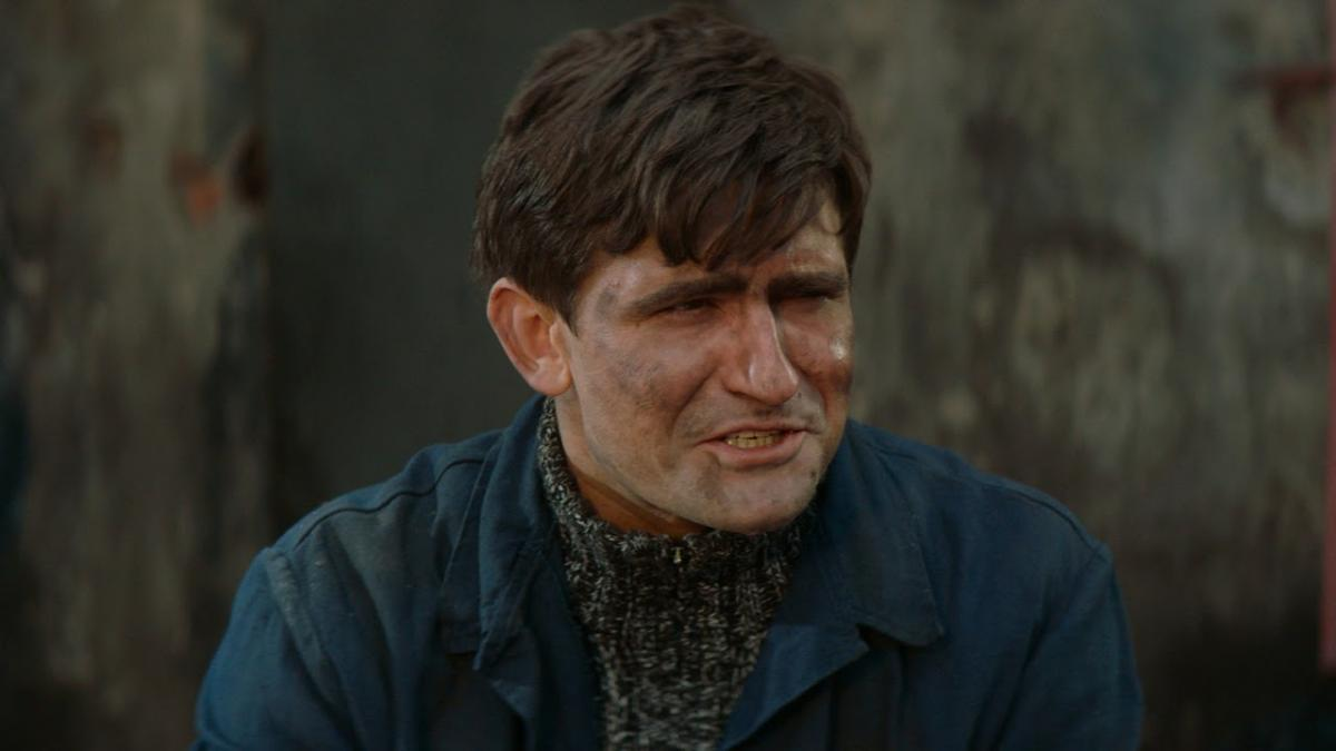 Дмитру Ярошенку вдалось передати те, що Василь Стус був не пам'ятником, а європейським інтелігентом / Кадр із фільму