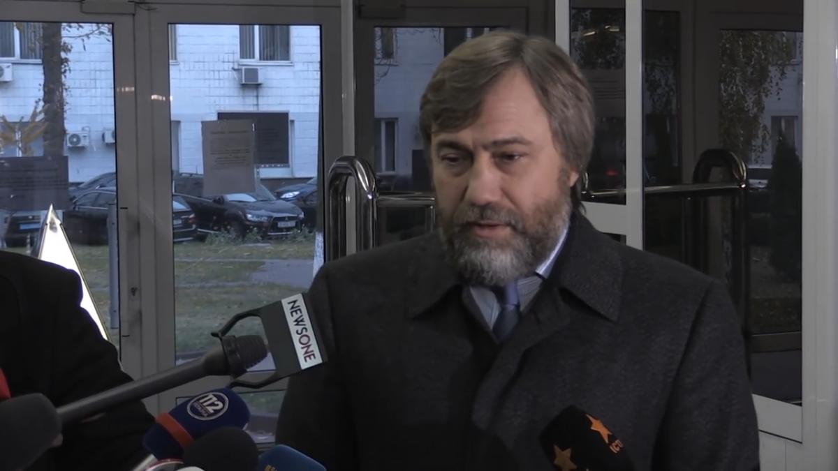 Ще один друг Кремля у Верховній Раді України – Вадим Новинський