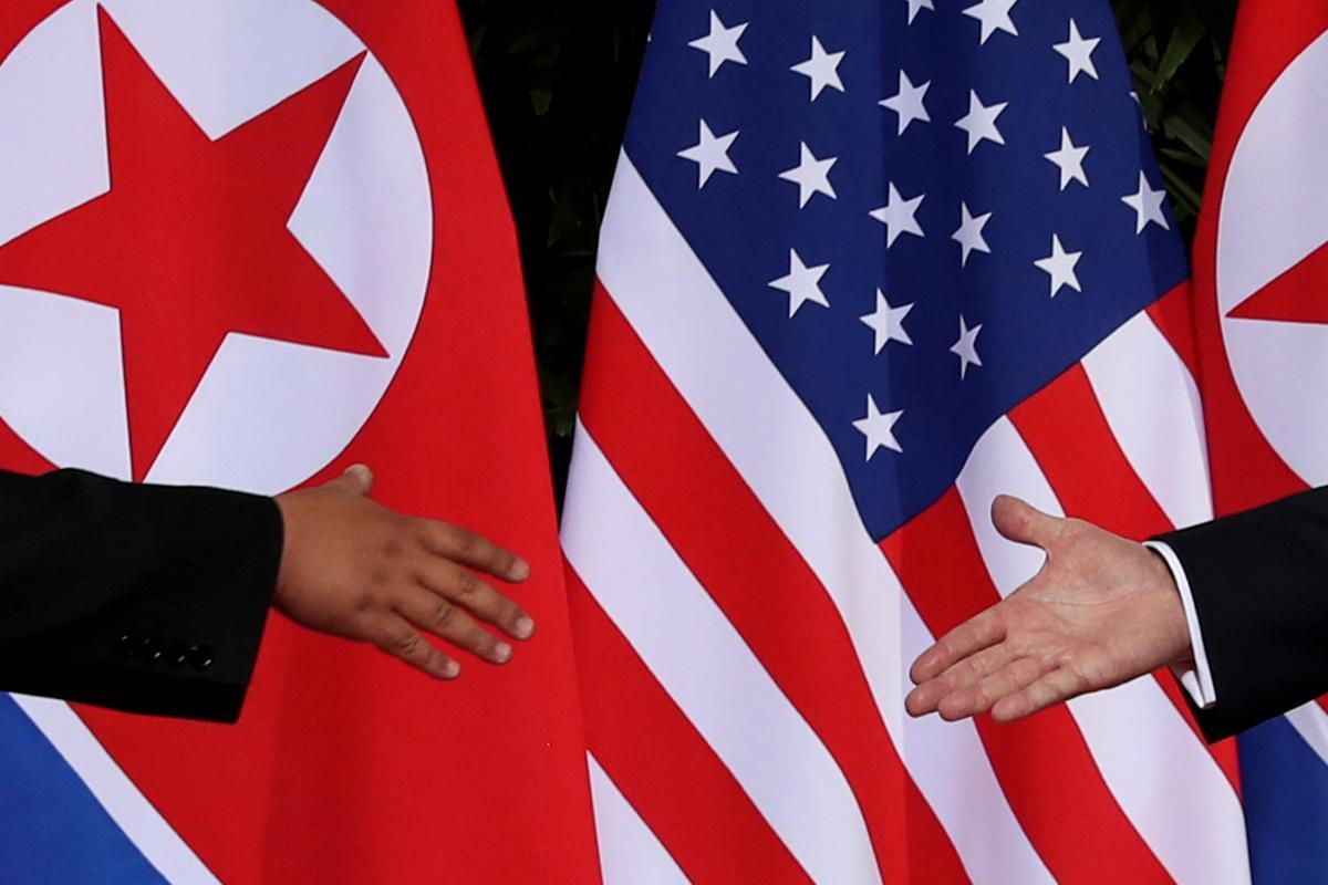 КНДР не намерена налаживать отношения с США / фото REUTERS