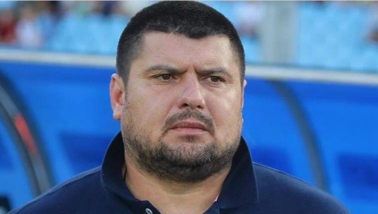 Владимир Мазяр ранее работал с клубом Первой лиги / фото: fcdynamo.kiev.ua