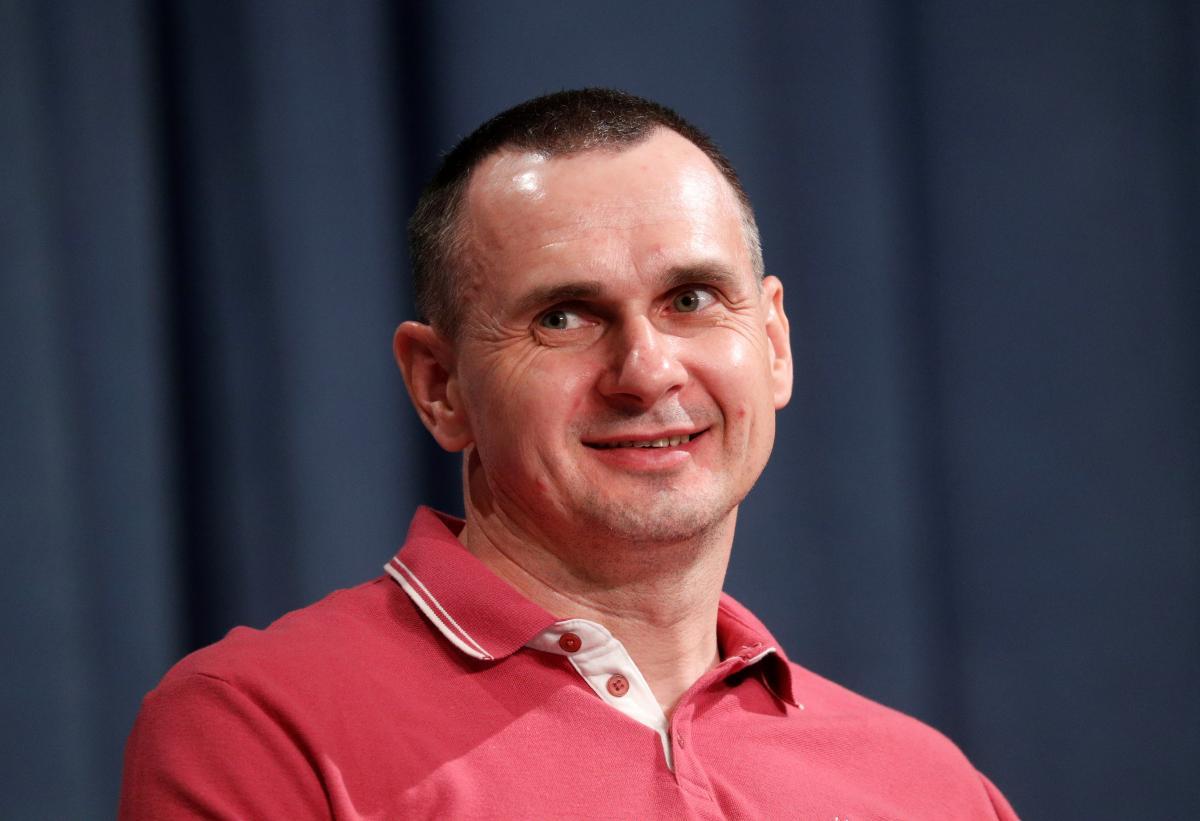 Олег Сенцов REUTERS