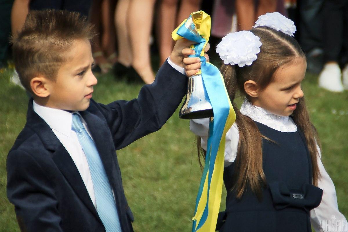 Как одеваться в школу – это личное дело ребенка / фото УНИАН