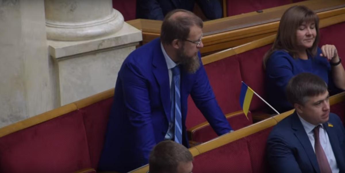Ковалев фактически признал, что нарушил Конституцию / скриншот