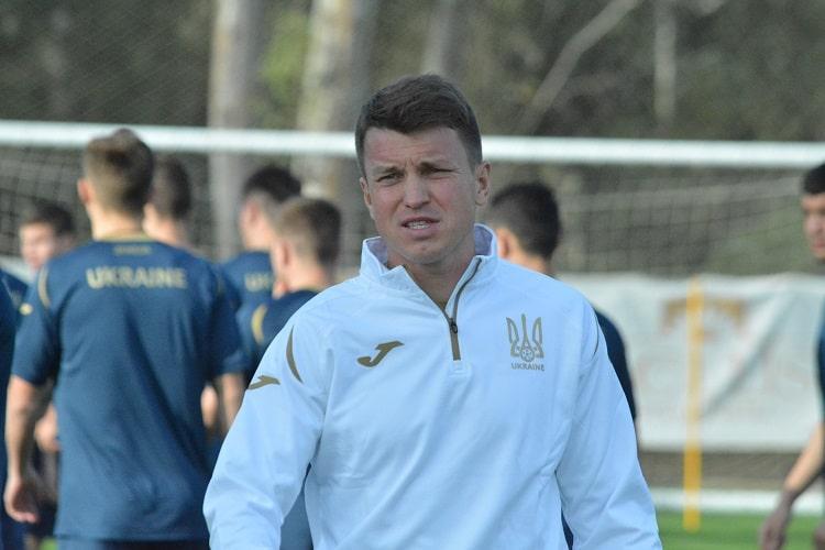 Збірна U-21 здобула першу перемогу в офіційних матчах під керівництвом Руслана Ротаня / фото: УАФ