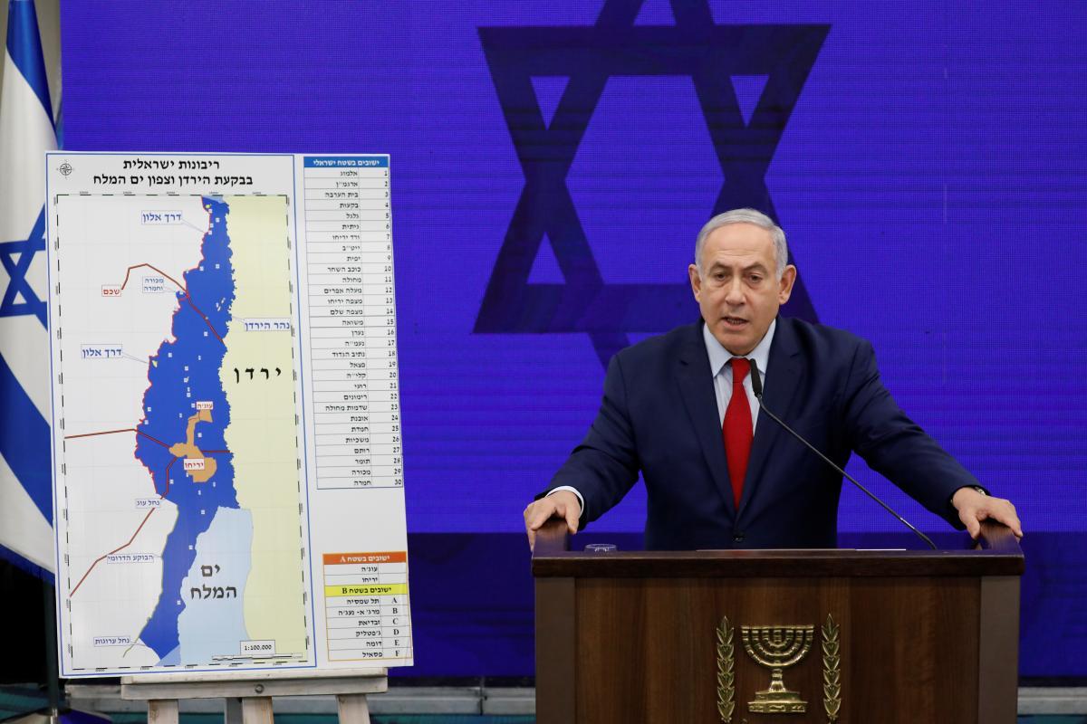 Нетаньяху покусали вКремле: Израиль готовится каннексии территории