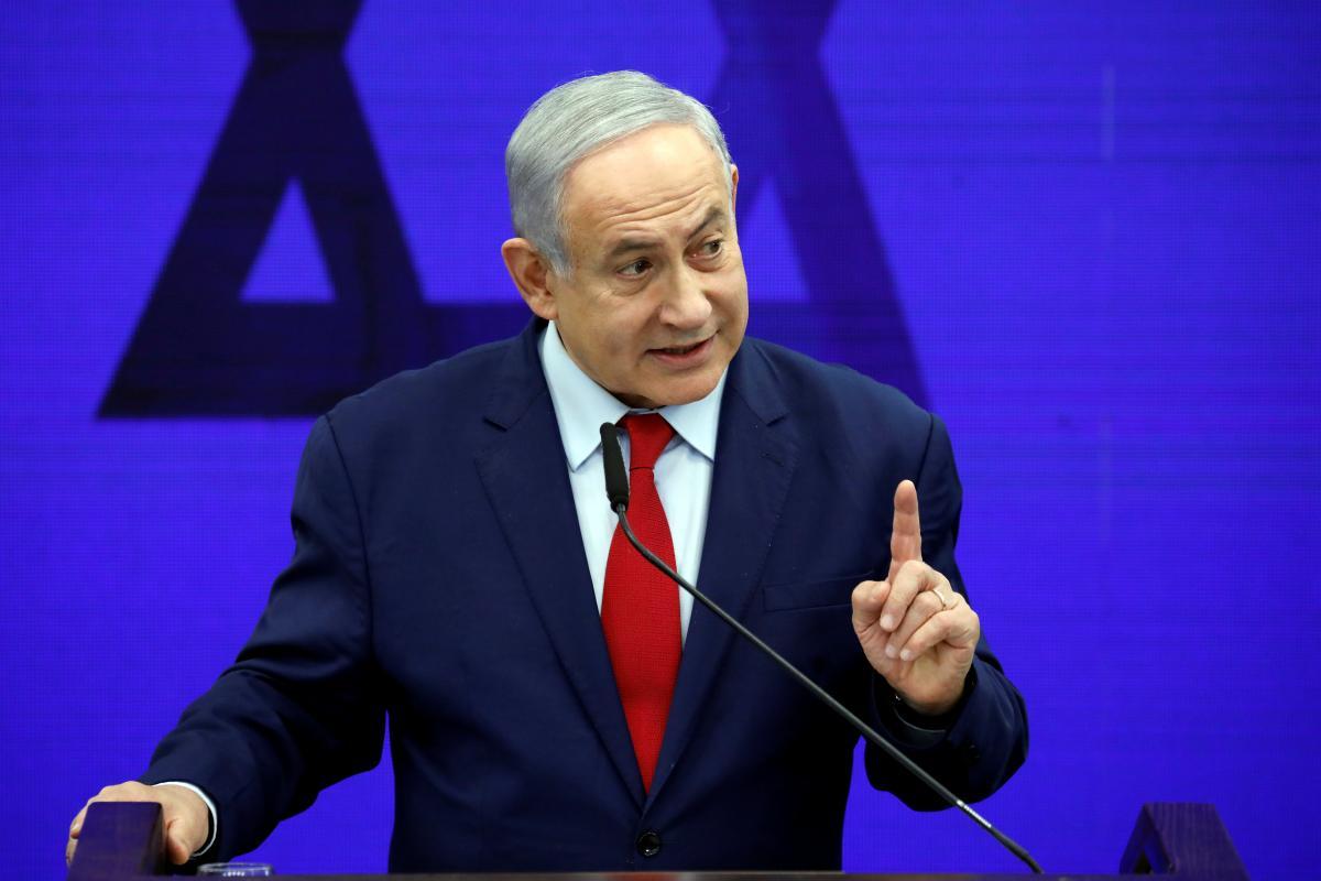 Нетаньяху совершил тайный визит в Саудовскую Аравию/ фото REUTERS