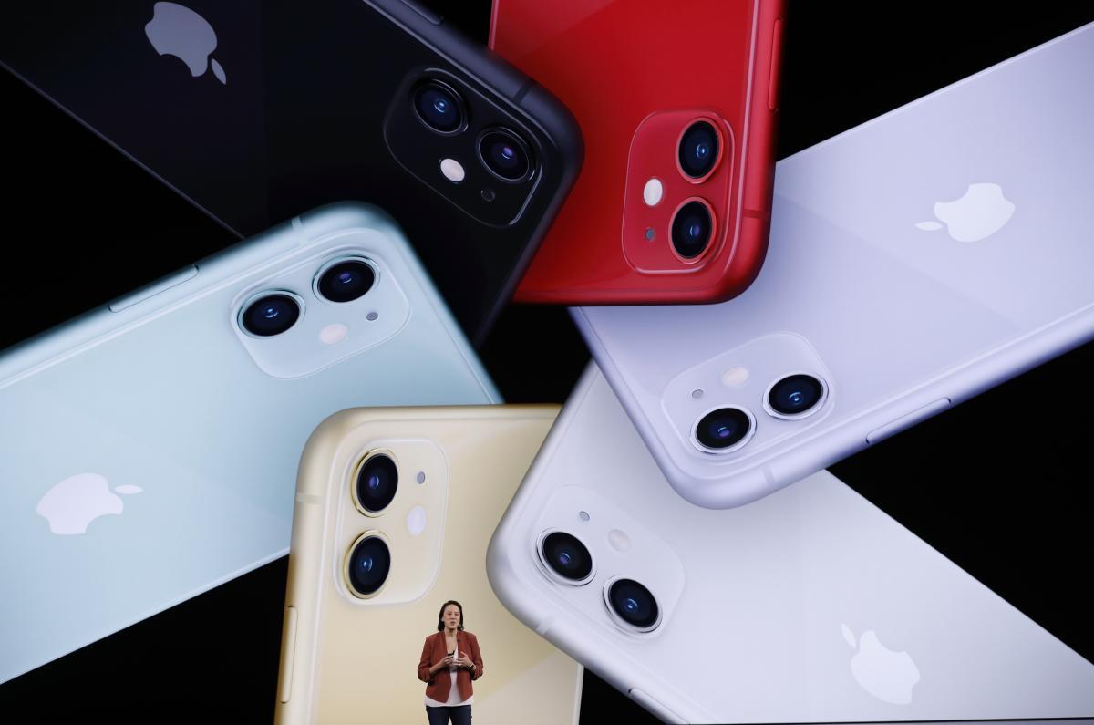 Новый iPhone 11 / REUTERS