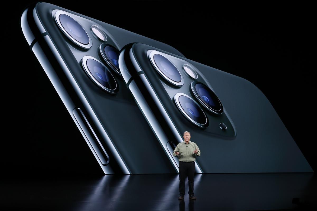 Камеры iPhone 11 Pro / REUTERS