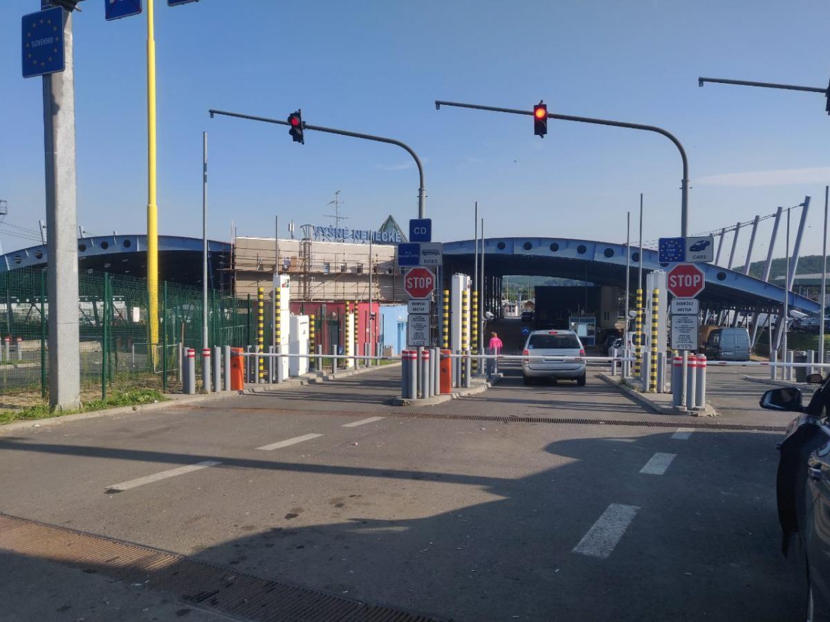 Згідно з Шенгенською системою, транскордонні переходи повинні розташовуватись у межах 25-30 км один від одного / фото НаталіїПетерварі