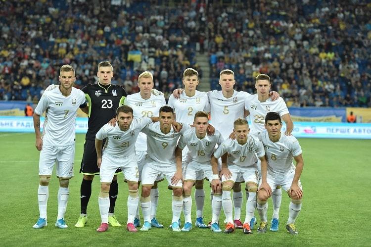 Сборная Украины может провести два товарищеских матча / фото УАФ