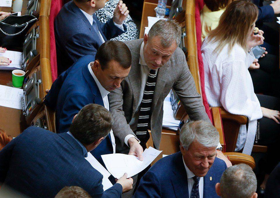 Валерій Дубіль / фото прес-служби нардепа