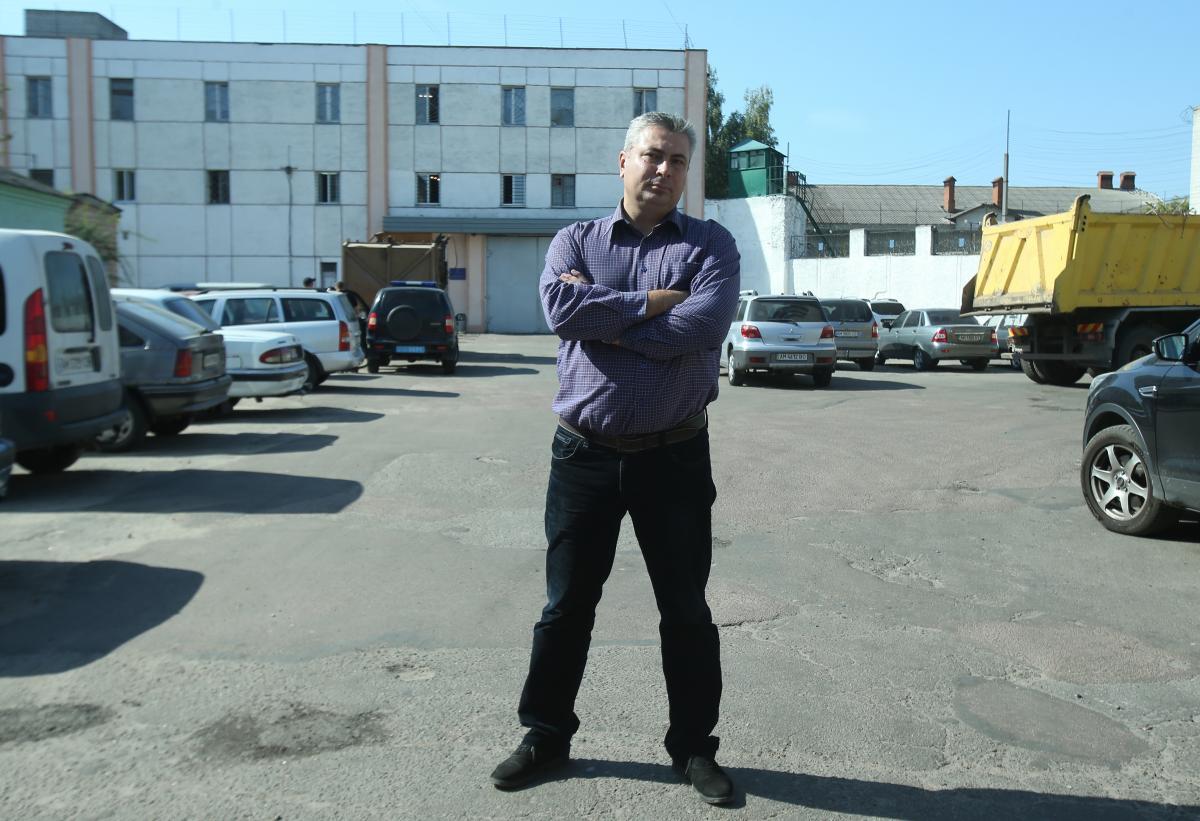 """Андрей Власюк: """"Смертную казнь в тюрьме не отменили"""" / УНИАН"""