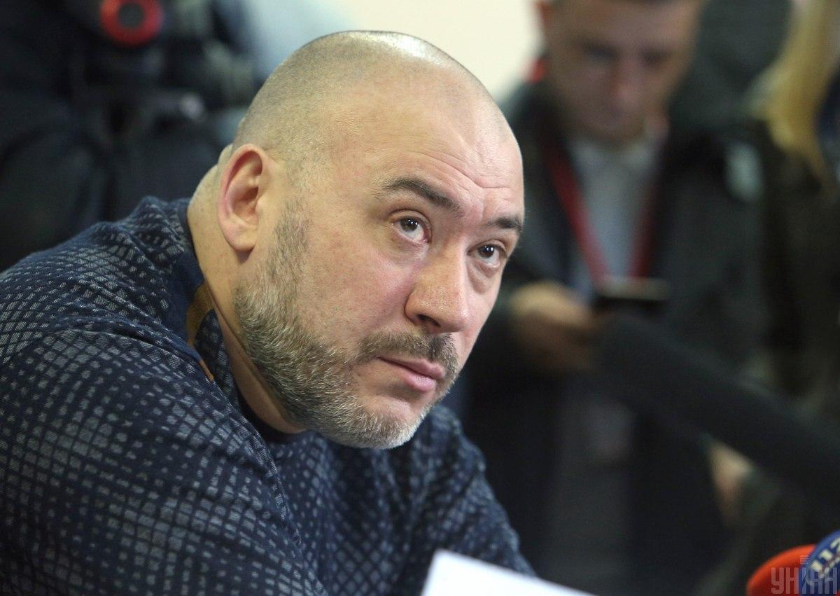 Юрій Крисін тероризує в'язнів у колонів / фото УНІАН