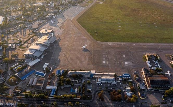 Аэропорт «Киев» открылся после ремонта / фото facebook.com/airportkiev