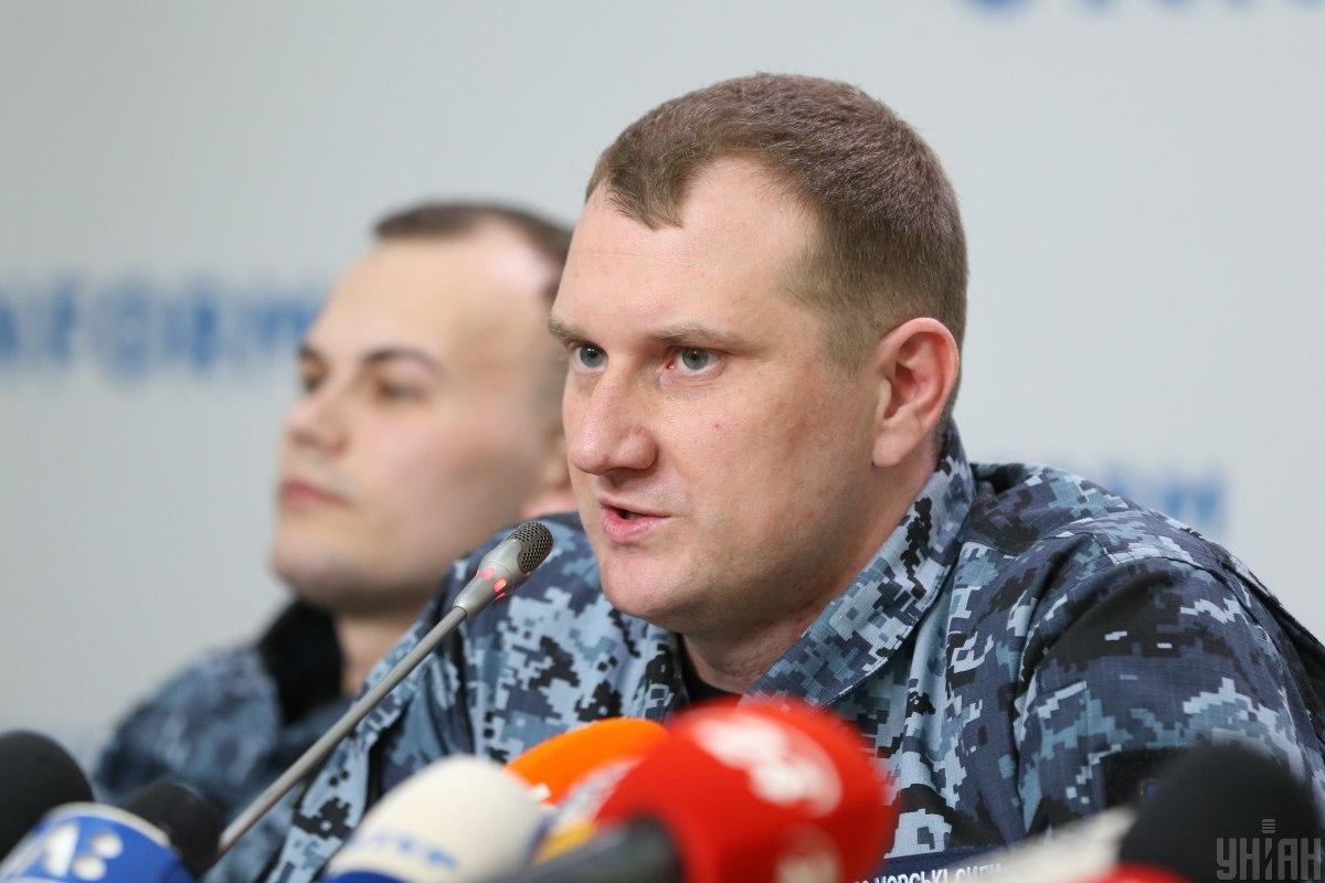 Гриценко повідомив, що у полоні українські моряки зазнавали психологічного тиску / фото УНІАН