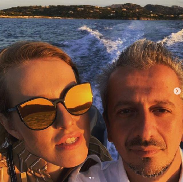 Собчак и Богомолов готовятся к свадьбе / фото instagram.com/konbog75/
