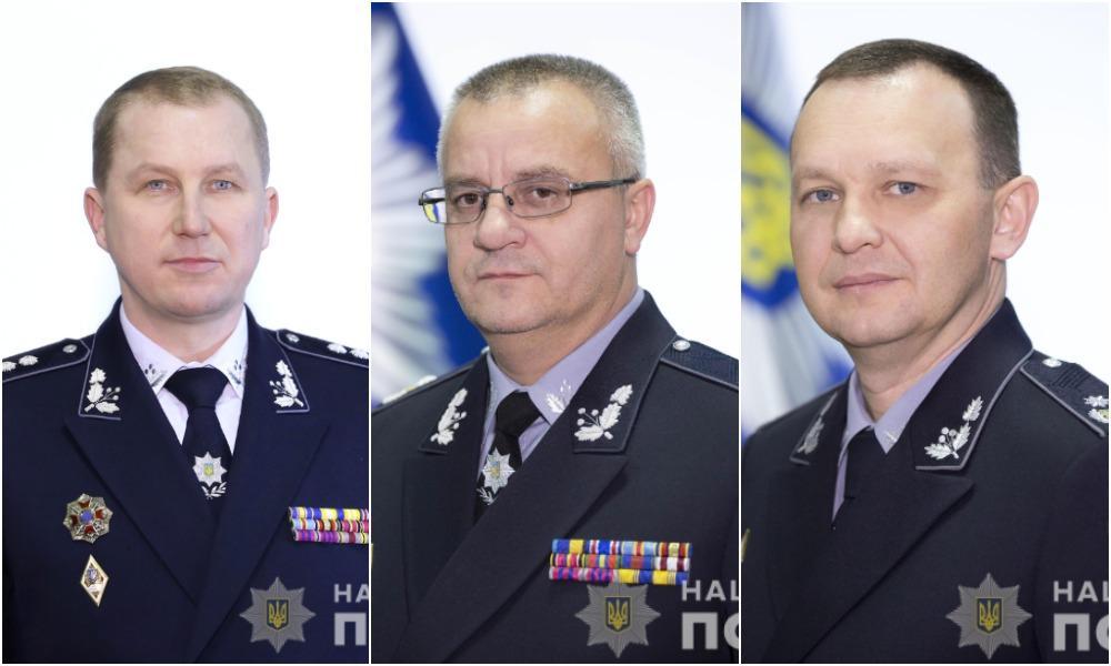Аваков уволил заместителей председателя Нацполиции Аброськина, Невгада и Купранца/ фото МВД