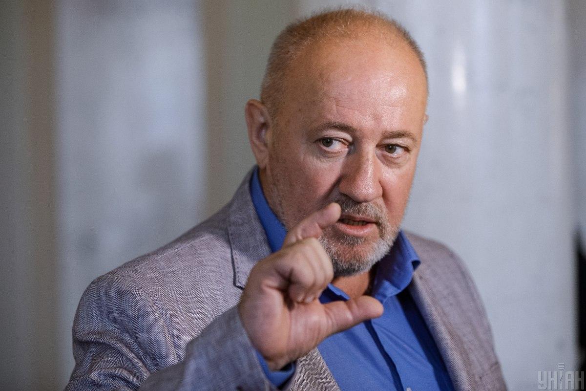 Главный военный прокурор Виктор Чумак / фото УНИАН