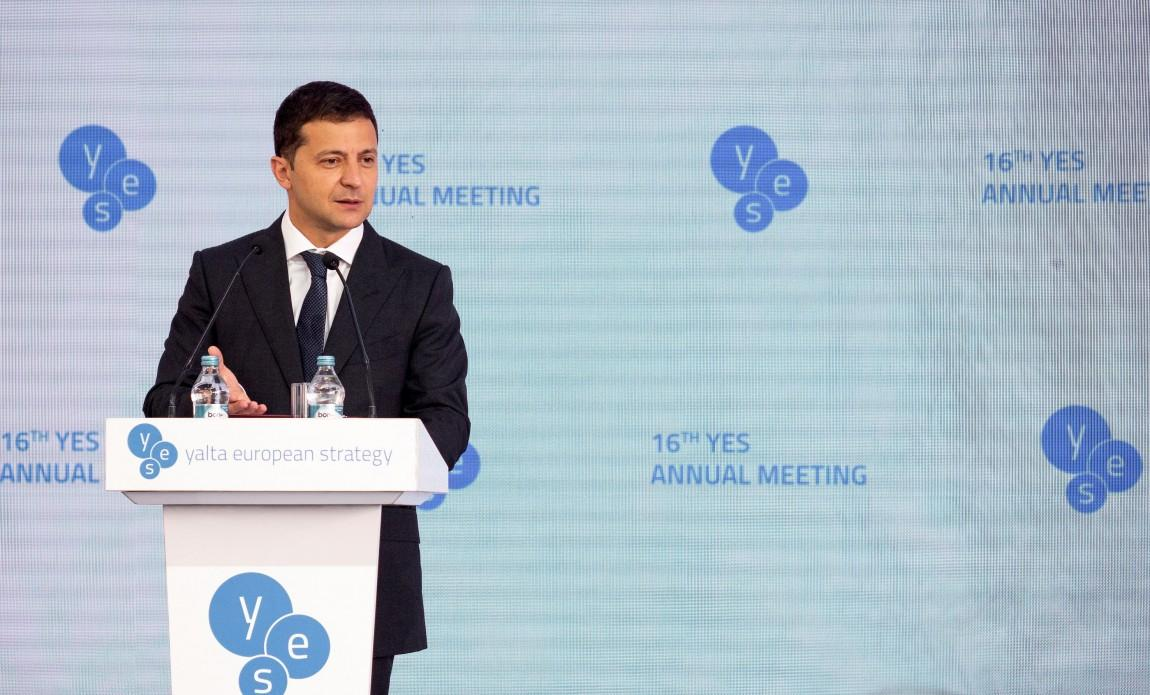 Зеленський розказав про план повернення Криму / фото president.gov.ua