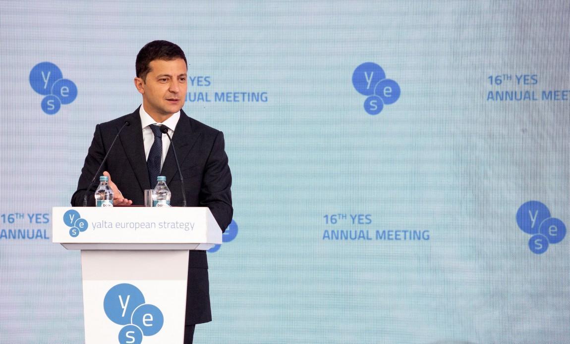 Экономика должна выйти из тени для своего роста – Зеленский / фото president.gov.ua