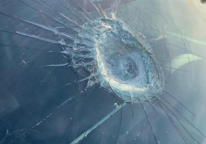 Владелица автомобиля заявила, что была в ужасе от произошедшего/ Facebook Натальи Подобреевой