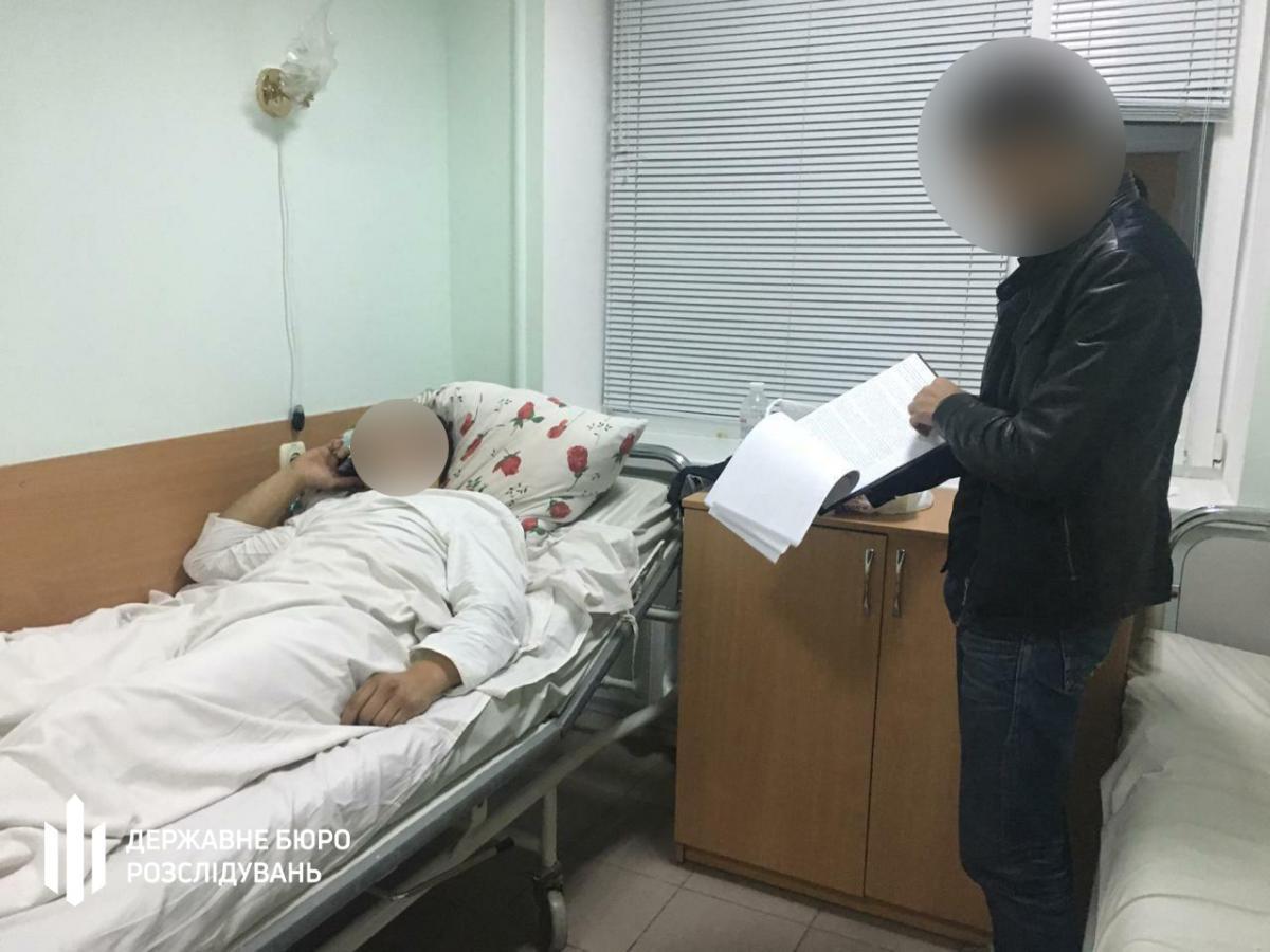 Решается вопрос об аресте подозреваемых полицейских / фото ГБР