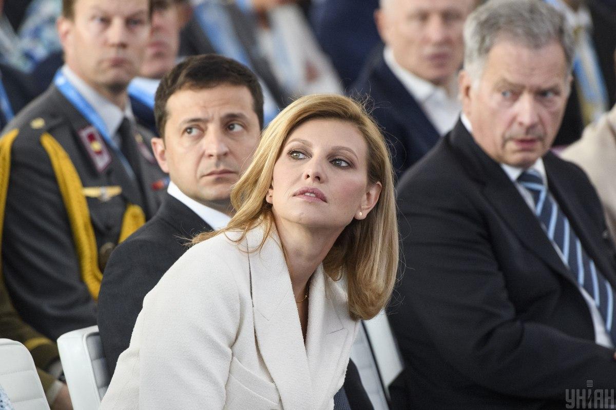 Елена Зеленская: в настоящее время разрабатывается стратегия действий и инициатив / фото УНИАН