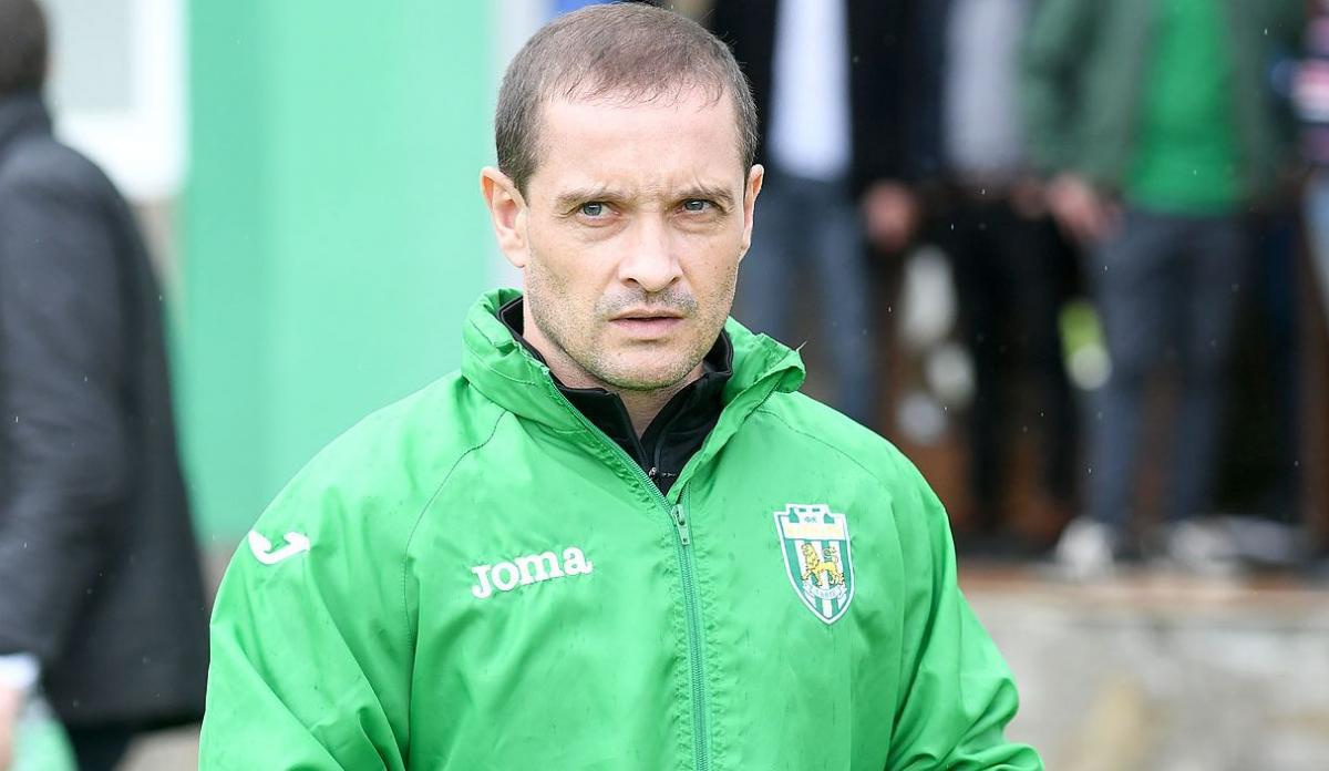 Карпати проводили перший матч під керівництвом Романа Санжара / фото: fckarpaty.com