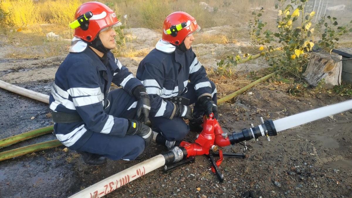 В Україні оголосили надзвичайний рівень пожежної небезпеки / фото dsns.gov.ua